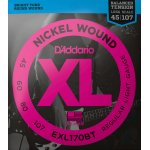 D'Addario EXL Balanced Tension Bass