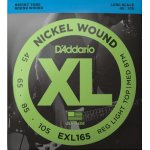 D'Addario EXL Nickel Plated Steel