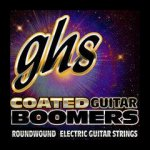 GHS Coated Guitar Boomers