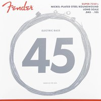 Fender 7250M Nickelplated Steel - Medium 045/105