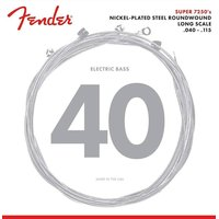 Fender 7250-5L 5-String - Light 040/115