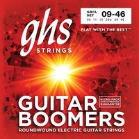 GHS GB CL Guitar Boomers Custom Light 009/046