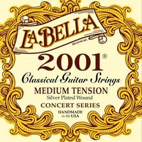 La Bella 2001 Concert Series - Medium Tension