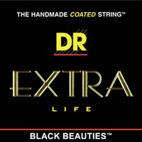 DR BKE-12 Black Beauties 012/052 - Extra Heavy